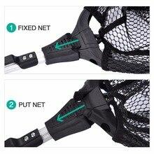 Folding Triangular Shaped Fishing Net
