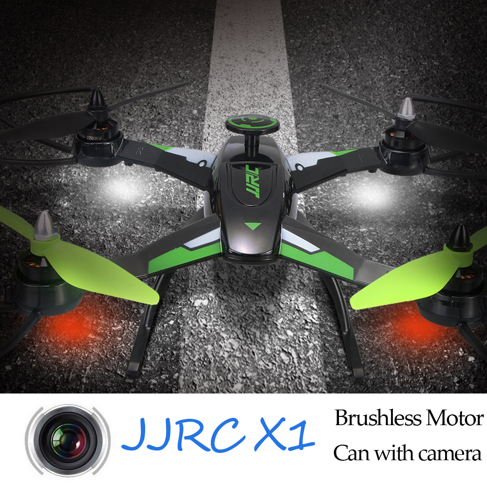 JJRC X1 With Brushless Motor D1806-2280KV 2.4G 4CH 6-Axis RC Quadcopter RTF can with camera jjrc x1 with brushless motor 2 4g 4ch 6 axis rc quadcopter rtf page 5