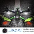Jjrc X1 com Motor Brushless D1806-2280KV 2.4 G 4CH 6-Axis RC Quadcopter RTF pode com câmera