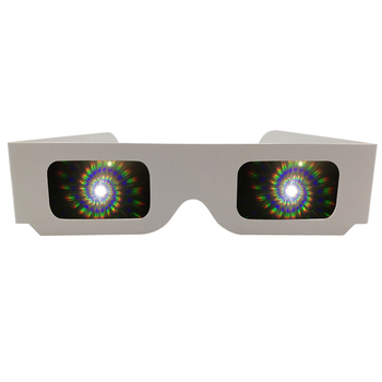 1000pcs Paper 3D Diffraction Fireworks Glasses,Starburst Glasses for Holiday lights,Raves,Concerts,Unique Kid's&Adults Party 1