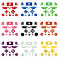 9 Colors RT LT RB LB Full Buttons Set Controller Mod Kit for Xbox One Newest Controller ( with 3.5mm Port ) and Elite Control