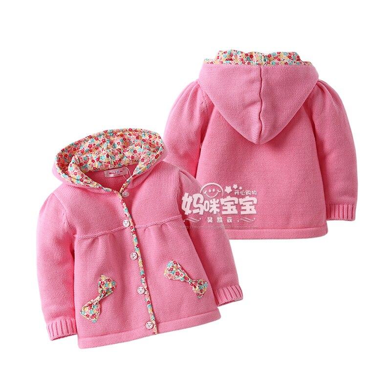 New 2016 spring autumn girls sweaters children clothing baby girls ...
