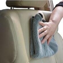 45cmx38cm 6PCS Car Washing Drying Towel Car Care Wax Polishing Detailing Towels Super Thick Plush Microfiber Car Cleaning Cloth