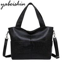 Luxury Women Handbags Designer Women Bags High Quality Leather Shoulder Bags Casual Lady Shopping Crossbody Bag Women Big Tote