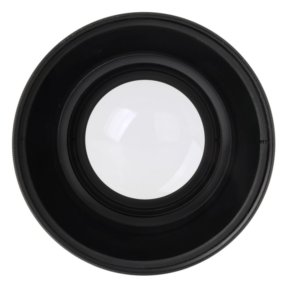 52MM 0.45x Wide Angle Lens + Macro Lens for Nikon DSLR Cameras with 52mm UV Lens Filter Thread Free Shipping 4
