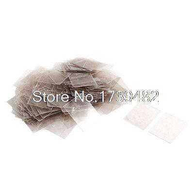 200pcs 20mm x 25cm x 0.09mm Mica Paper Sheets Insulator200pcs 20mm x 25cm x 0.09mm Mica Paper Sheets Insulator