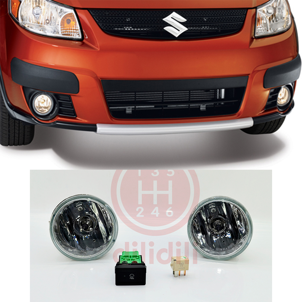 Sada OEM mlhových světel pro SUZUKI SX4 Hatchback 2007-