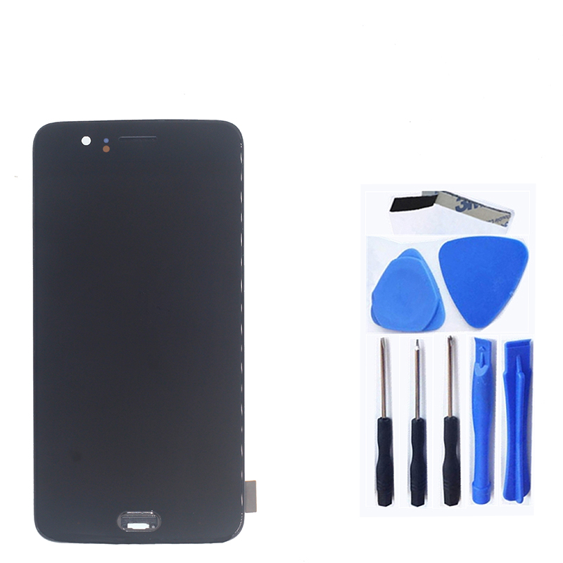 Image 5 - AMOLED Display for Oneplus 5 A5000 OLED LCD display + touch screen digitizer Assembly for Oneplus Five LCD Repair parts-in Mobile Phone LCD Screens from Cellphones & Telecommunications