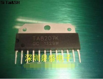 1pcs/lot TA8207K TDA8207 SIP-12