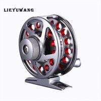 LIEYUWANG DS40-90 все металлические рыба линия колеса сверхтвердых Fly Рыболовная катушка один способ Подшипник Рыбалка