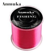 2017 latest Super Strong Red/Black/Blue/Yellow/White Monofilament Color Nylon Fishing Line 8LB 10LB 12LB 16LB 20LB 25LB