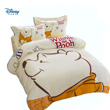 Copripiumino Winnie The Pooh.Sweet Winnie Pooh Bear Bed Linens 3d Single Twin Queen Size