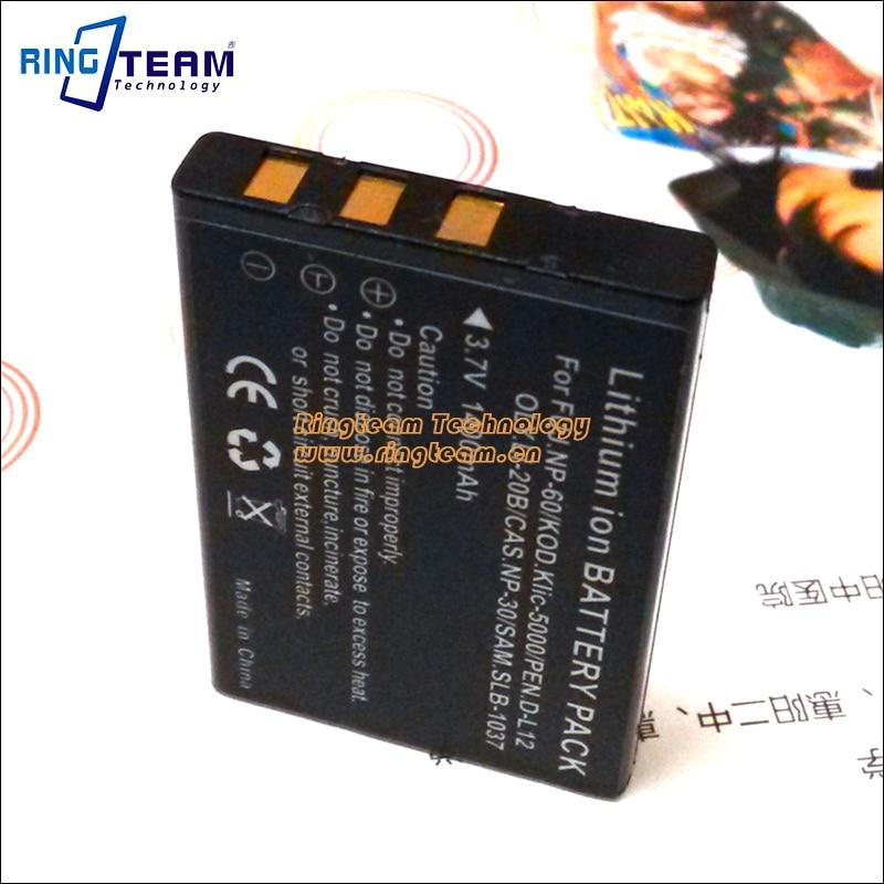 2x batería F Olympus az-1 az-2 ferrari digital model 2004