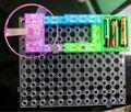 Fan control EXPERIMENTS KIDS DISCOVER DIY Kits snap circuit kit kids model kits circuit building blocks Science kids toys 17PCS
