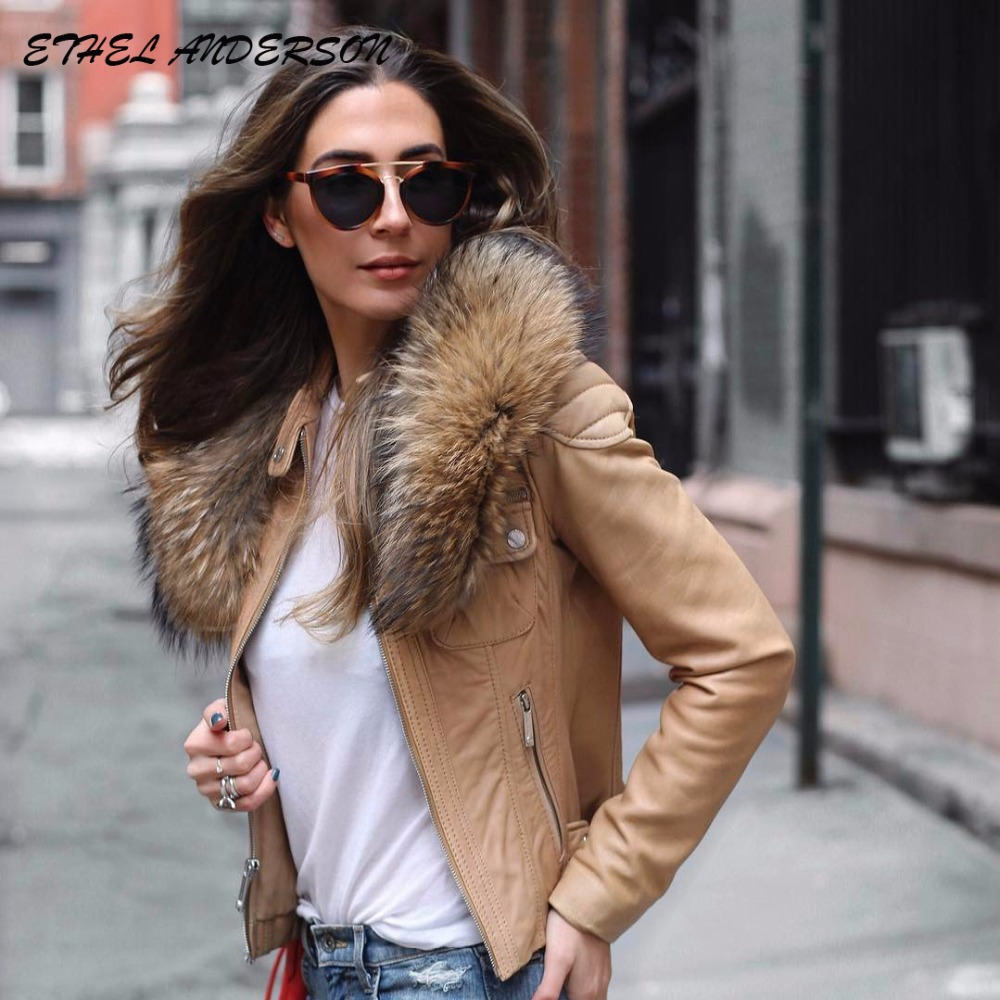 100% Real Rraccoon Fur Collar Whole Pieces Raccoon Fur Collars Hooded For Jacket Shawl Neck Warmer Stole Muffler 80cm/90cm/100cm