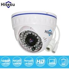 Hiseeu 1080 P 2.0MP семья мини безопасности купольная ip-камера Onvif 2.0 домашняя ИК ночного видения P2P Бесплатная доставка HCR512