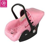 AULON Baby basket type Children newborn car Cradle 0 4 months 1 years old