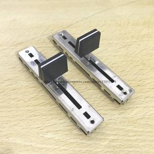 Image 1 - 2 uds. De controlador CROSSFADER DCV1006 para potenciador Pioneer DJM 700 750 800 850 2000, perilla de repuesto DCV 1006 + 2 uds.