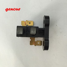 5 шт. карбоновая щетка держатель для 2KW 2.5KW 3KW Китай бензиновый генератор аксессуар, 168F GX160 Генератор запасные части