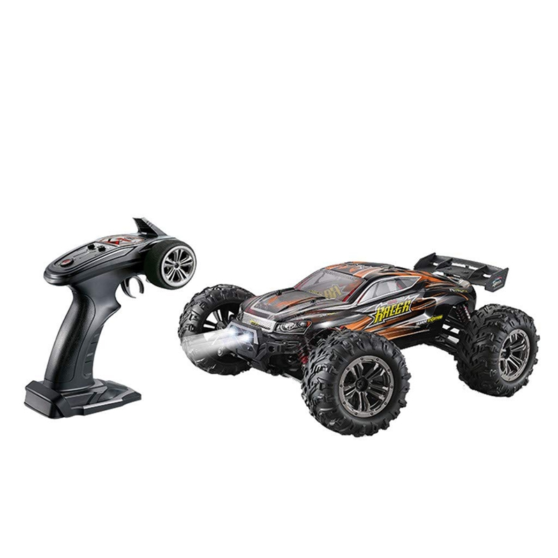 1:16 Remote Control Car Brushless Motor Remote Control Four-Wheel Drive Desert High-Speed Truck Brushless Motor Four-Wheel Dri