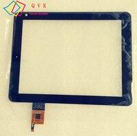 Painel digitalizador touch screen  8 Polegada para bq curie ips tablet pc capacitivo tela de vidro