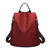 Новый 2016 рюкзак женский BaoChao водонепроницаемый ткань Оксфорд, холст отдыха рюкзак сумка