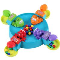 Hungry Hungry Frog Creative Desktop Action Toys Interactive Fun Board Game For Kids D30