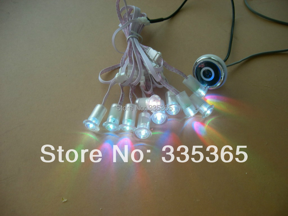 50pcs waterproo 03w decorate waterproof led sauna room light 50pcs waterproo 03w decorate waterproof led sauna room light small star led ceiling light with 2pc controller in ceiling lights from lights lighting on aloadofball Image collections