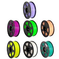 ALLOYSEED 330m 1082ft Length Plastic ABS 1 75mm 3D Printer Filament Consumables Material For 3D Printing