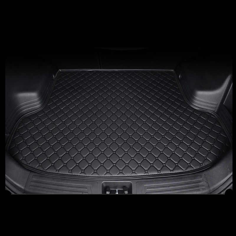 Car travel custom car trunk mat for Opel all models Astra g h Antara Vectra b c zafira a b car styling auto accessories