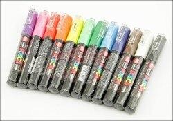POSCA PC-1M permanentny art markery 0.7mm  12 kolorów/zestaw