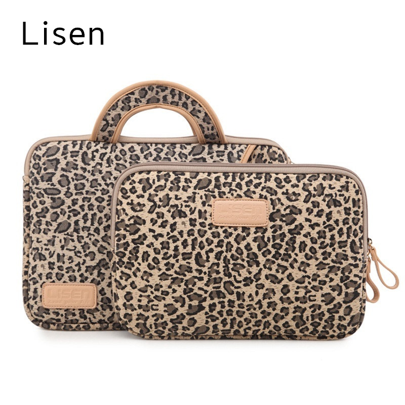 2018 Newest Brand Lisen Bag For Laptop 13,14,15.15.6 inch, Sleeve Case For MacBook Air Pro 13.3, Handbag Free Drop Shipping