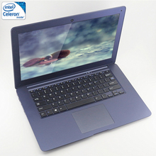 14inch Ultraslim 4GB RAM+120GB SSD Windows 7/10 System Intel Quad Core Built-in WIFI Laptop Notebook Computer,Free Shipping