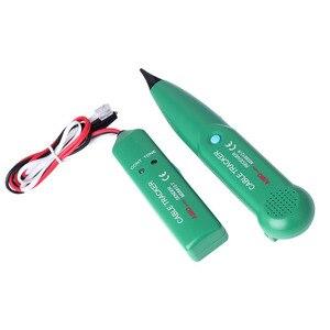 MASTECH Telefone Telefone Fio Linha Network Cable Tester Tracker para MASTECH MS6812 Venda Quente