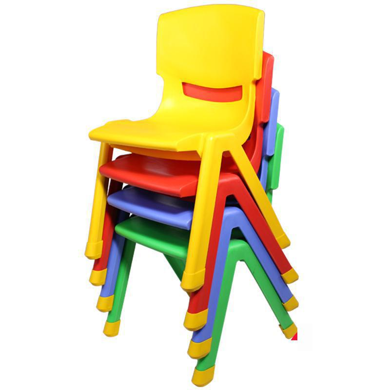 Thicker child chairs Back stool plastic Baby chair Home non-slip Children over 2 years old office furniture minimalist fashion bar chair chairs home stool leisure child 631