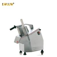 Industrial kitchen electric fruit vegetable cutter slicer aluminum cheese chopper machine 220V 110V