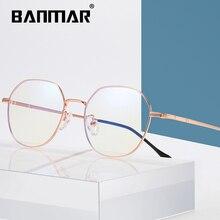 BANMAR Fashion Anti Blue Ray Radiation Blue Light Blocking Glasses Anti Eye Fatigue Computer Gaming Goggles Eyewear A2104 цена