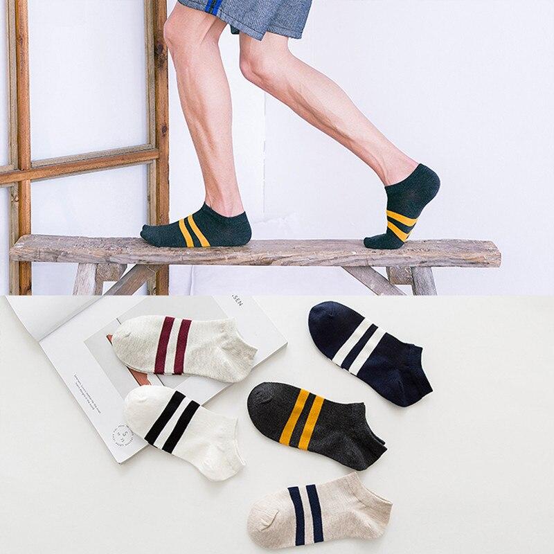 Devoted 1pair Men Autumn Winter Retro Style Art Painting Socks Skateboard Cotton Socks For Male Fashion Cotton Crew Funny Socks Moderate Cost Underwear & Sleepwears