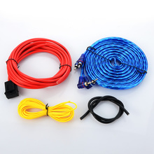 New Power line car modified stereo wire subwoofer line Car amplifier sets of line