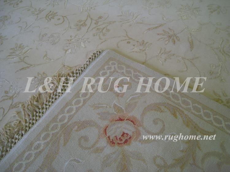 Gratis forsendelse 2.08X3.07M 160Line Håndknyttet persisk tæppe, - Hjem tekstil - Foto 3