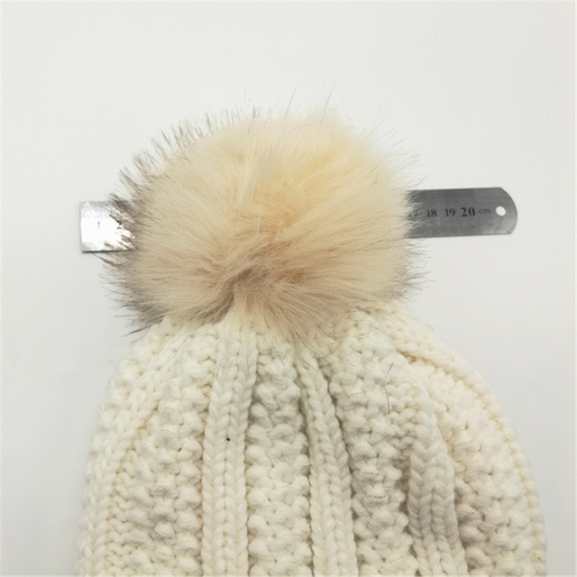 2017 women hat the hundreds Brand New High-Quality women winter mink The Ball ski rabbit  hat pom poms knitted hats made of