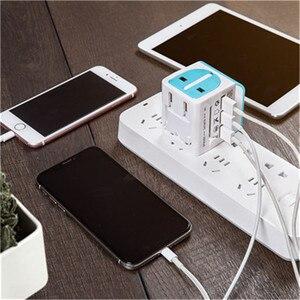 Image 5 - Naturehike Открытый Инструменты Трансвертер разъем преобразования адаптер универсальная розетка для путешествий USB разъем для США, Великобритании, ЕС
