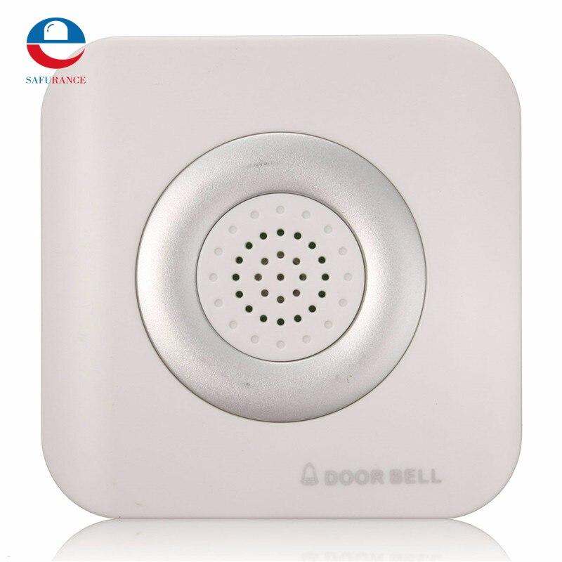 New dc 12v wired doorbell wire access control door bell for 12v dc door bell