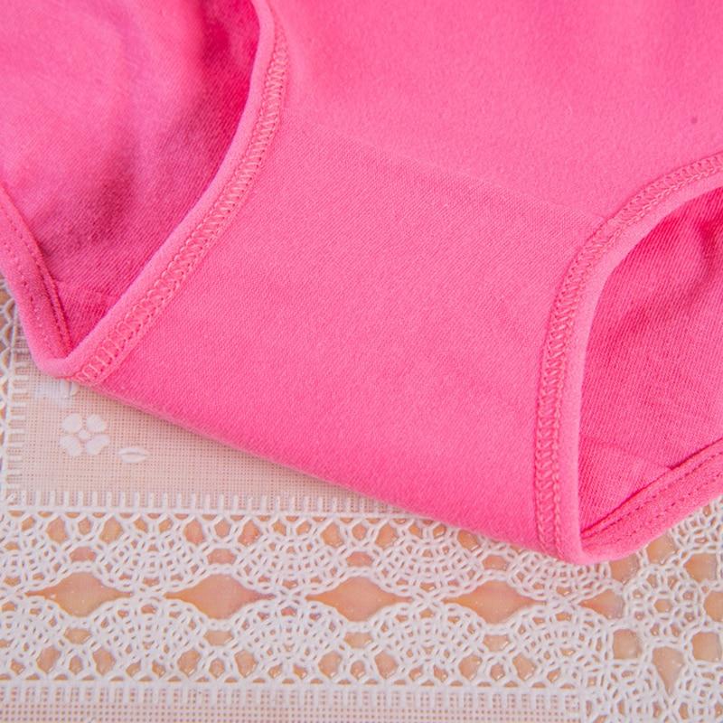 New Plus Size Underwear Women Sexy Panties Briefs Girls Lingeries Calcinhas Shorts Solid Underpant For Women Cotton Panty Ladies