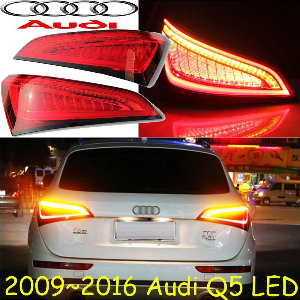 Q5 taillight,2009 2010 2011 2012 2013,2014 2015 2016;Free ship!LED,Q5 rear light,Q5 fog light;halogen,chrome,Q5 rear light,TT, купить ауди q 5 2009
