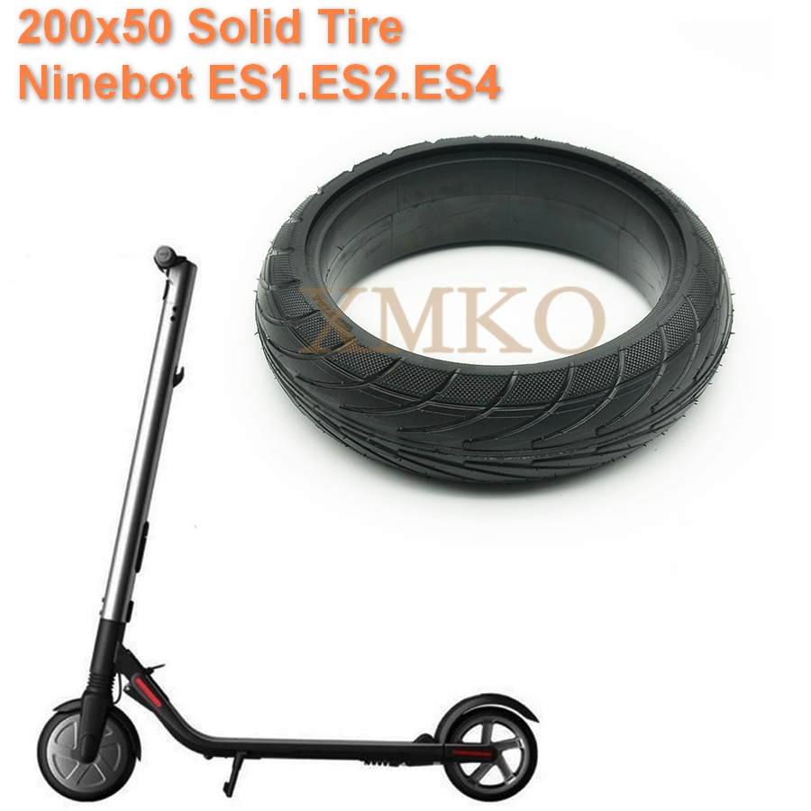 NEW Xiaomi Ninebot Segway ES1 ES2 ES4  Electric Scooter Solid Tire Damping 8 inch Non-Pneumatic Tire