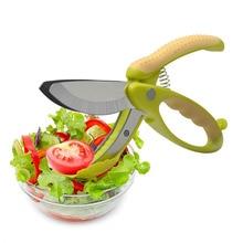 Salad Vegetable Scissors Fruit Scissors