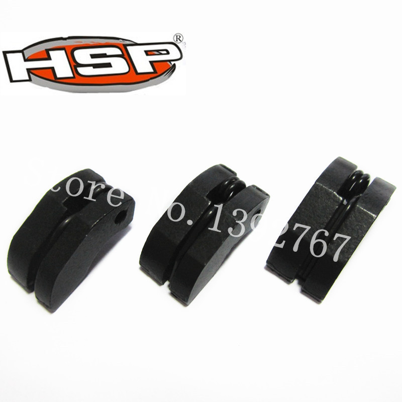 81024 Clutch Shoes+Springs HSP Spare Parts Accessories For 1/8 Scale RC Car Nitro Power Off Road Buggy Monster Truck BAZOOKA