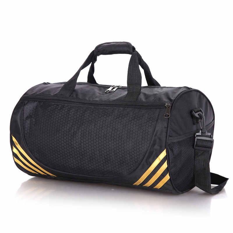 9ab95df5bdde 2019 New Brand High Quality Nylon Waterproof Sport Bag Men Women for Gym  Fitness Outdoor Travel