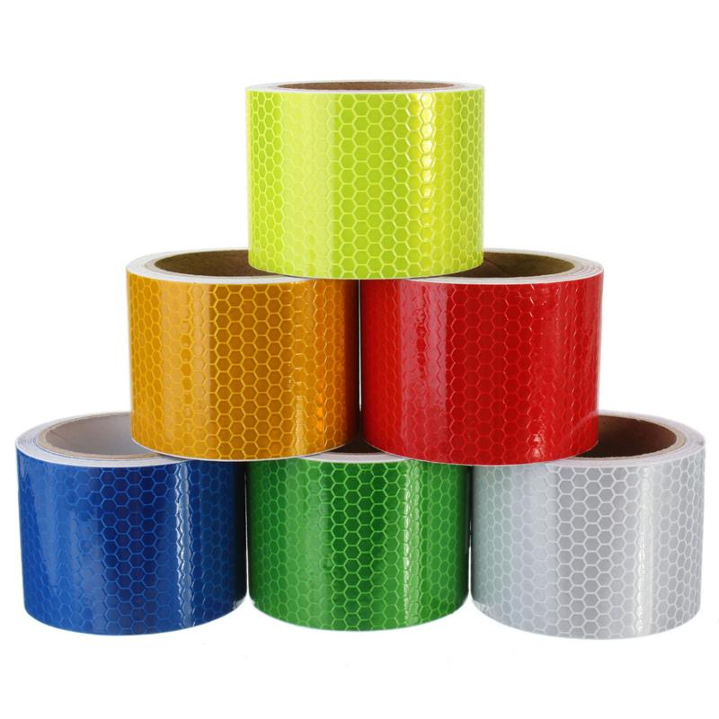Pure color reflect light safety security caution reflective tape aeproducttsubject aloadofball Choice Image
